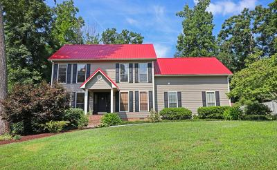 Knoxville TN Single Family Home For Sale: $265,000