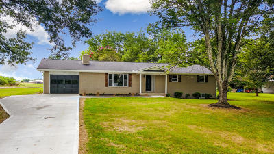 Maryville Single Family Home For Sale: 1218 Amerine Road