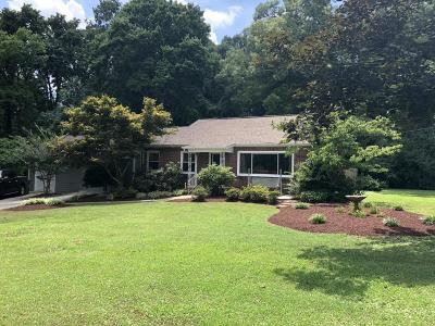 Knoxville TN Single Family Home For Sale: $174,500