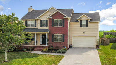 Maryville Single Family Home For Sale: 911 Mackenzie Drive