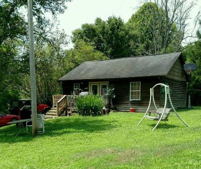 Heiskell Single Family Home For Sale: 732 Hinds Creek Rd