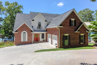 Friendsville, Greenback, Maryville Single Family Home For Sale: 1723 Arrowhead Blvd