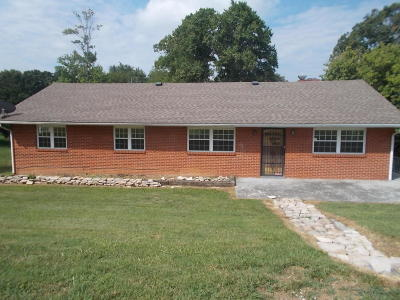 Knoxville TN Single Family Home For Sale: $92,070