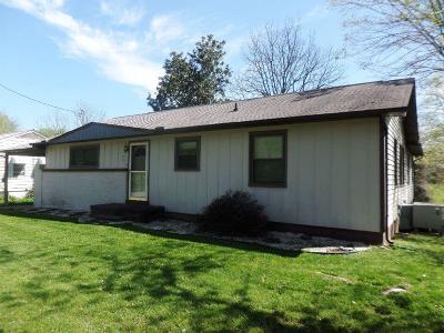 Oak Ridge Single Family Home For Sale: 105 S Seneca Rd
