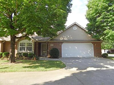 Knoxville TN Condo/Townhouse For Sale: $189,900