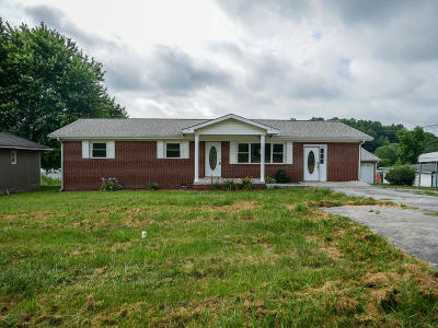 Maynardville TN Single Family Home For Sale: $112,900