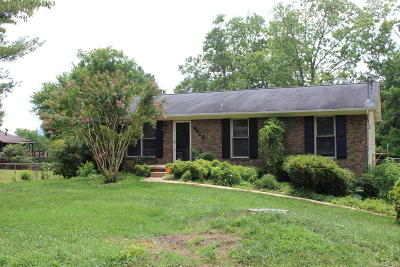 Knoxville TN Single Family Home For Sale: $190,000