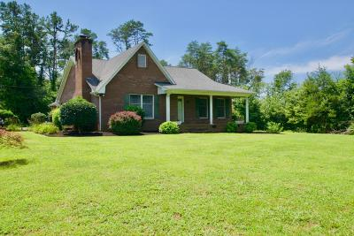 Madisonville Single Family Home For Sale: 848 County Farm Rd