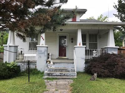 Knoxville TN Single Family Home For Sale: $93,000
