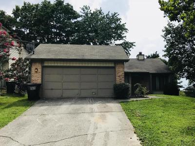 Knoxville Single Family Home For Sale: 1511 Rhododendron Court