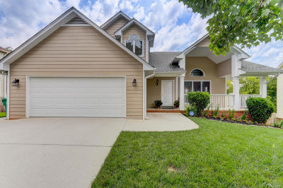 Knoxville Single Family Home For Sale: 1520 Barley Circle