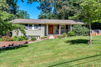 Knox County Single Family Home For Sale: 8125 Kingsdale Drive