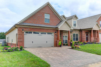 Knoxville Condo/Townhouse For Sale: 1133 Andalusian Way