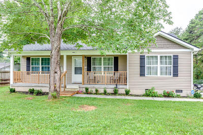 Knoxville Single Family Home For Sale: 6459 Hubert Bean Rd