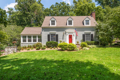 Knoxville Single Family Home For Sale: 208 S Chilhowee Drive