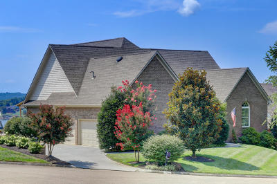 Knoxville Single Family Home For Sale: 10312 Evening Ridge Lane