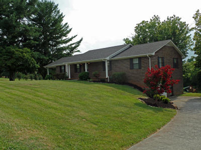 Jefferson City Single Family Home For Sale: 1406 Clinch View Circle Circle