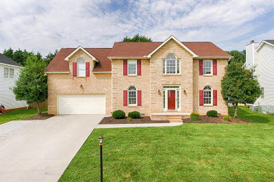 Knoxville Single Family Home For Sale: 7019 Westerly Winds Rd