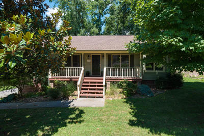 Knoxville Single Family Home For Sale: 3646 Stoneridge Drive