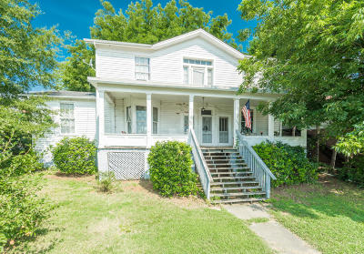 Sweetwater Single Family Home For Sale: 601 N High St