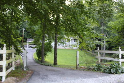Campbell County Single Family Home For Sale: 495 Hilltop Drive