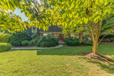 Knoxville Single Family Home For Sale: 12708 Pony Express Drive