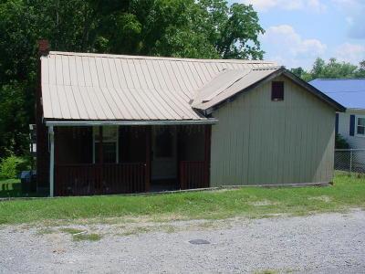 Lafollette Single Family Home For Sale: 502 E Beech St