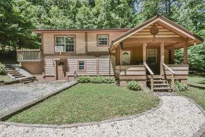 Single Family Home For Sale: 7306 Cooks Hollow Rd