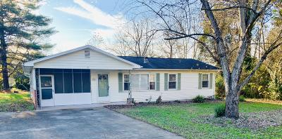 Knoxville Single Family Home For Sale: 6933 Mackin Lane