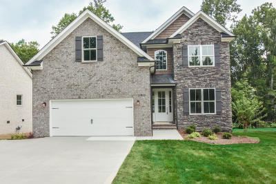 Knoxville Single Family Home For Sale: 11823 Black Rd