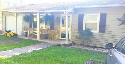Jellico Single Family Home For Sale: 468 Poplar Ave