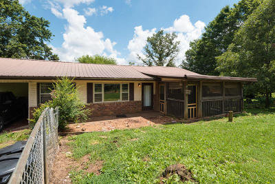 Sweetwater Single Family Home For Sale: 111 J McCauley Rd