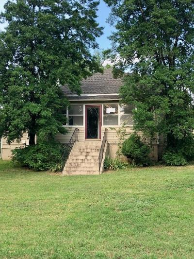 Mascot Single Family Home For Sale: 1724 Saylors Ford Rd