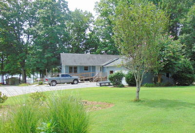 Meigs County, Rhea County, Roane County Single Family Home For Sale: 241 Indian Shores Drive
