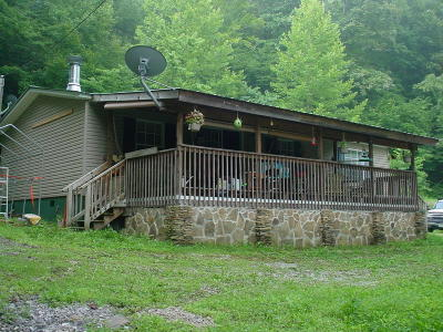 Campbell County Single Family Home For Sale: 659 Rock Creek Lane