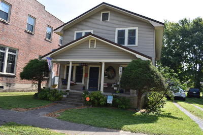 Middlesboro Single Family Home For Sale: 207 S 22nd Street St