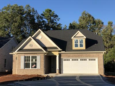 Knoxville Single Family Home For Sale: Lot 8 Choto Meadows Lane