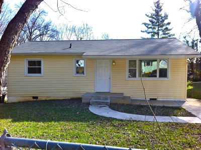Knoxville Single Family Home For Sale: 2856 Jefferson Ave