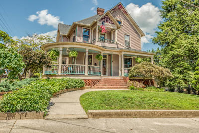 Knoxville Single Family Home For Sale: 1001 Thompson Place