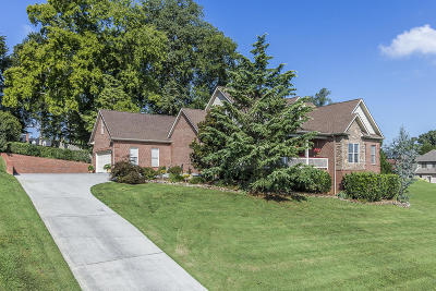 Maryville Single Family Home For Sale: 2418 Creekstone Circle