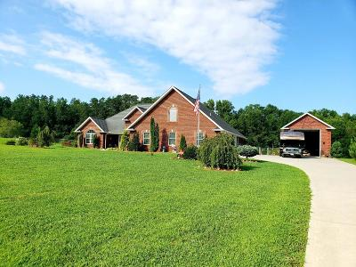 Sevier County Single Family Home For Sale: 110 County Line Rd