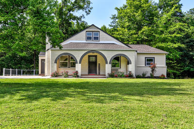 Knoxville Single Family Home For Sale: 4709 Beaver Ridge Rd