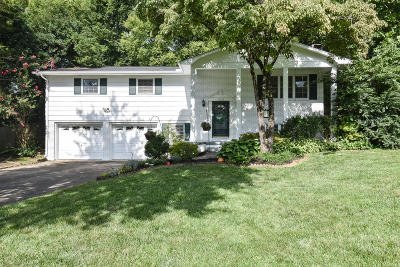 Knoxville Single Family Home For Sale: 10525 Blakewood Drive