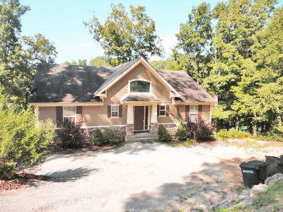 Anderson County, Campbell County, Claiborne County, Grainger County, Union County Single Family Home For Sale: 338 Tack Trl Rd
