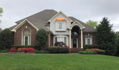 Knoxville Single Family Home For Sale: 9114 Hailes Abbey Lane