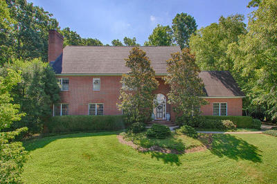 Knoxville Single Family Home For Sale: 1835 Hickory Glen Rd