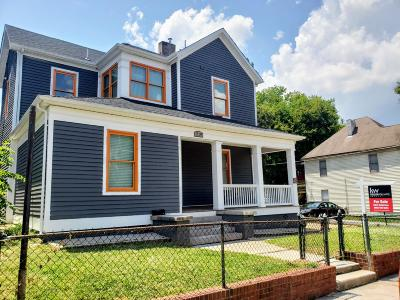Knoxville Single Family Home For Sale: 219 12th St