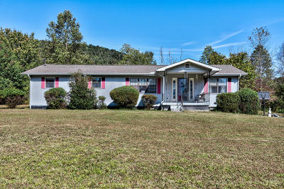 Jellico Single Family Home For Sale: 134 Fall Branch Lane