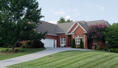 Single Family Home Sold: 1606 Pinnacle Point Drive