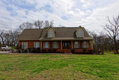 Strawberry Plains Single Family Home For Sale: 2445 Day Rd